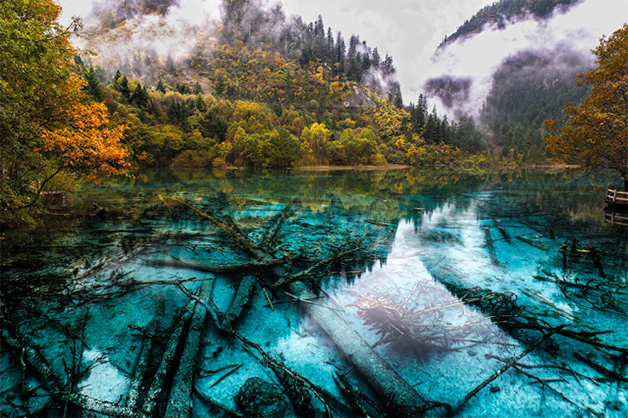 Lago-no-Jiuzhaigou-National-Park