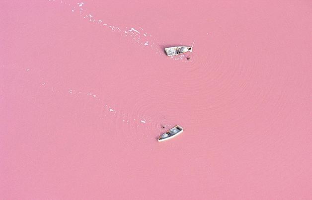 Lago-Retba-Senegal