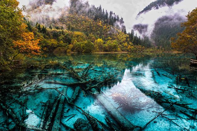 Lago-no-Jiuzhaigou-National-Park