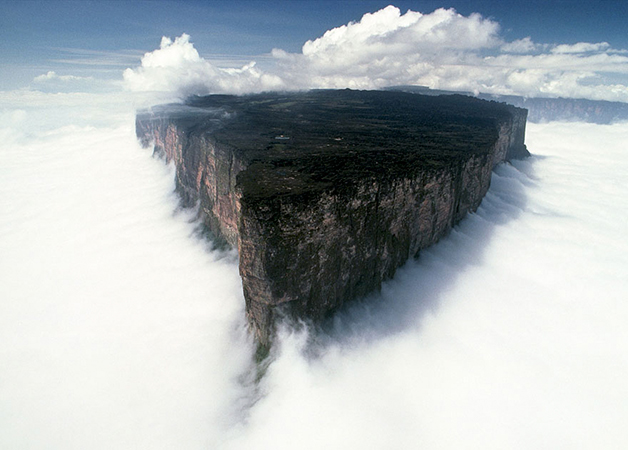 Monte-Roraima-América do Sul