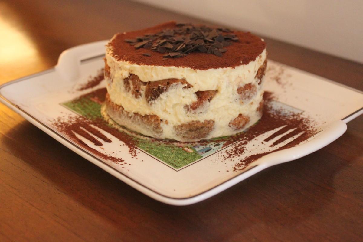 Tiramisù - sobremesa tipicamente italiana à base de café